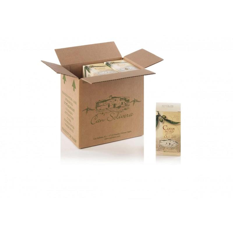 9 x Pure Olive Oil Cream Soap