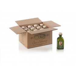 12 x Arbequina & Empeltre, 25cl Glass