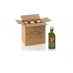 6 x Arbequina & Empeltre, 50cl Glass
