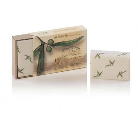 Pure Olive Oil Solid Soap